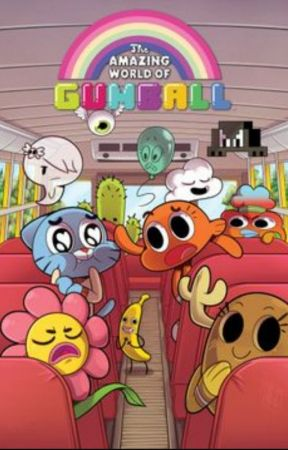 The Amazing World of Gumball x Reader by ded_atm
