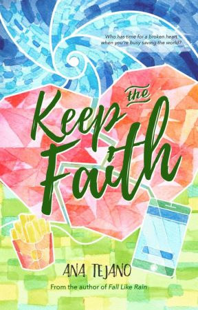 Keep the Faith (Preview) by anatejano