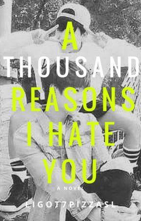 A Thousand Reasons I Hate You // Yoonmin  by sotaetae