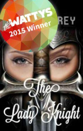 The Lady Knight by SLGrey2904