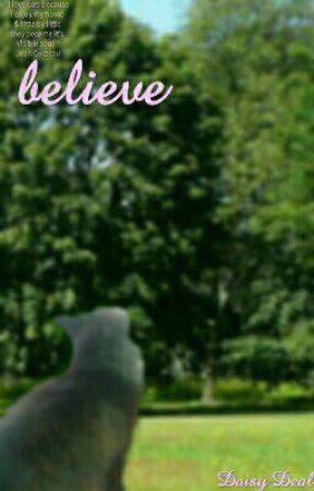 Believe by smerkllama