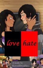 Love-Hate: A Zanemau Fanfic &Completed& by SquishBeanHowell