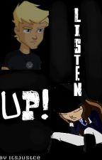Listen up! (Will x Oc) by ItsJustCe