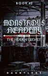 Monstrous Academy 3: The Hidden Secret. [EDITED] cover