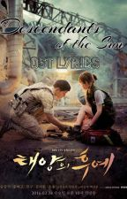 Descendants of the Sun OST Lyrics,Special Chapters Etc. by GwiyeounDaeRa