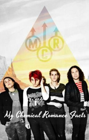 My Chemical Romance Facts by vampireangel389