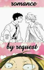 romance by request: haikyuu by nikaravenscraft