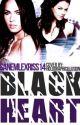 Black Heart (GirlxGirl, lesbian) by SanEmLexRiss14