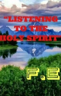 """Listening to the Holy Spirit"" cover"