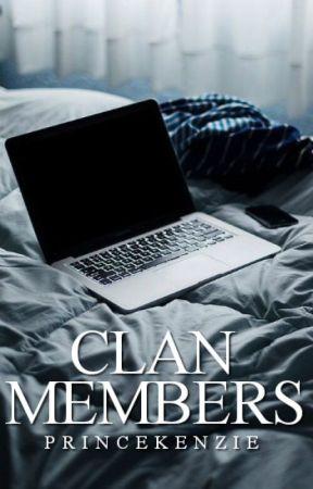 Clan Members by PrinceKenzie