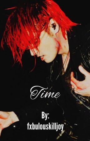 time ➳ frerard by fxbulouskilljoy