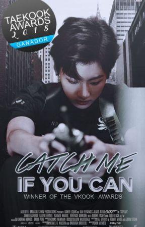 Catch Me If You Can ➴vk 《EDITANDO》 by txekuk