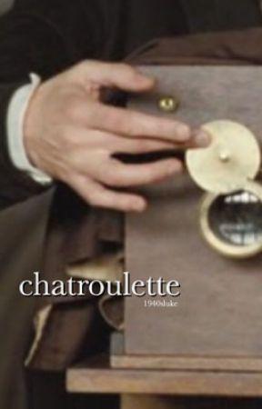 CHATROULTETTE: CAKE by 1940sluke