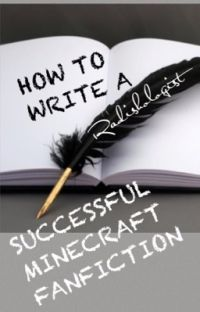 How To Write A Successful Minecraft Fanfiction cover
