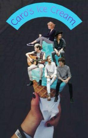Caro's ice cream  by blaxkspace