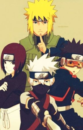 Team minato x reader by darktech_