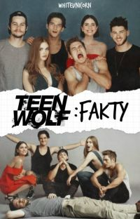 Teen Wolf: Fakty  cover