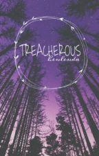 Treacherous | Lee Seokmin  by heuleuda