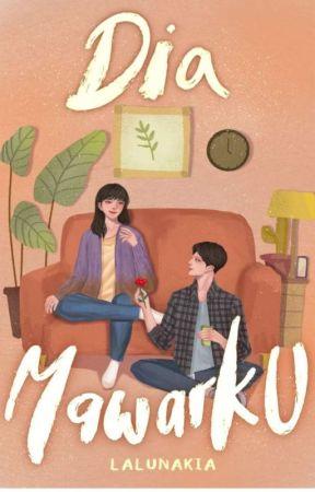 Dia Mawarku  by LalunaKia