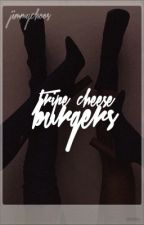 triple cheese burgers   jjk   discontinued  by jimmychoos