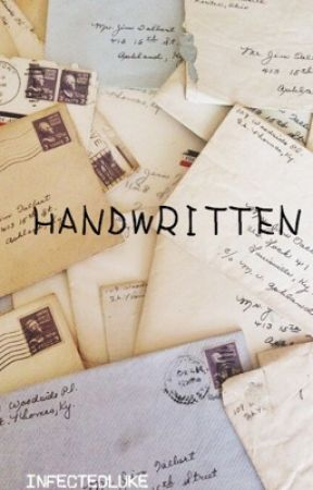 Handwritten by infectedluke