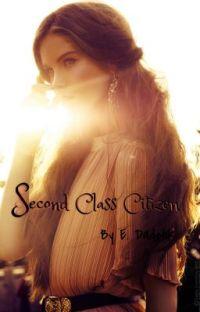 Second Class Citizen cover