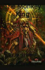 The Monkey King by AxelHosea