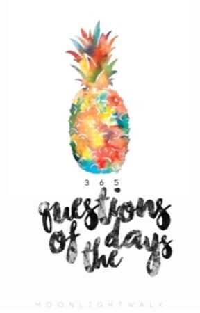 365 Question of the Days by moonlightwalk