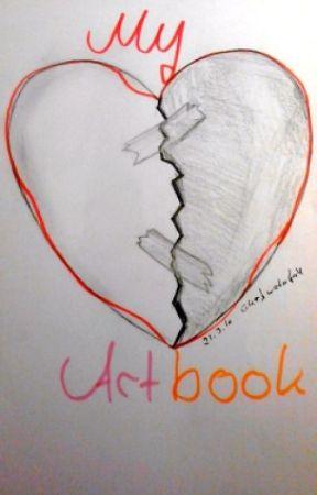My Artbook by Ghostwaterfall
