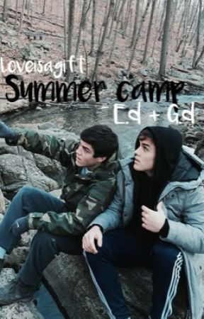 Summer Camp// Ethan and Grayson Dolan Fandfic by loveisagift