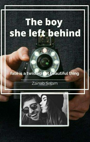 The Boy She Left Behind ✓