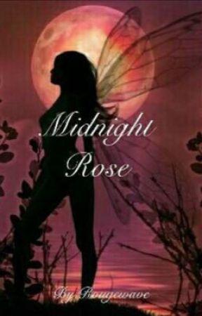 Midnight Rose by AmandaMilovich