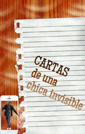 Cartas De Una Chica Invisible [NH] #LineHistory by Angelica_Cerrato504