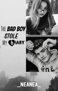 The Bad Boy Stole My Diary  cover