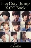 Hey! Say! JUMP X OC book|✔️ cover