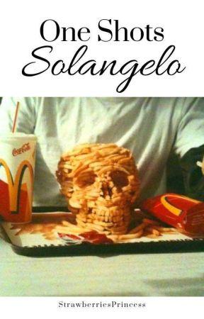 Solangelo oneshots by Akra_siel