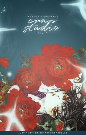crap studio. - vol 1 by taeyeorii