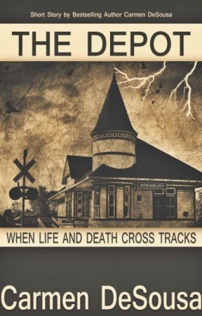 The Depot (When Life and Death Cross Tracks) by CarmenDeSousa