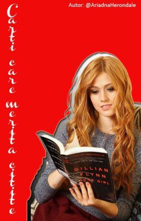 Cărţi care merită citite by AriadnaLovelace