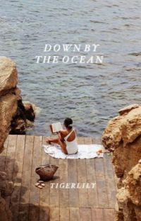 Down by the Ocean   editing. cover
