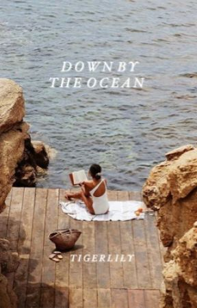 Down by the Ocean | editing. by bromeliades