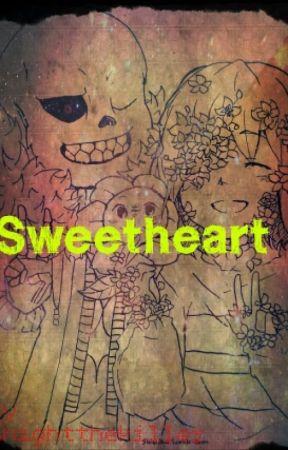Sweetheart(Flowerfell Fanfiction) by KnightTheKiller