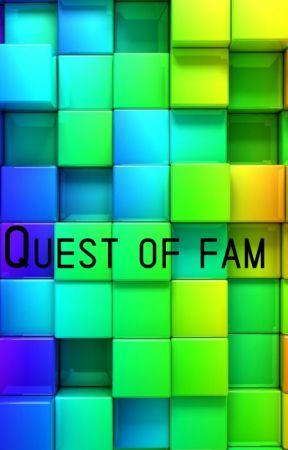 Quest of fam by gogotheneko