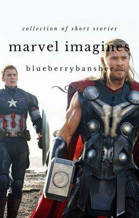 Marvel Imagines by blueberrybanshee