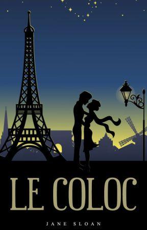 Le Coloc by thejanesloan