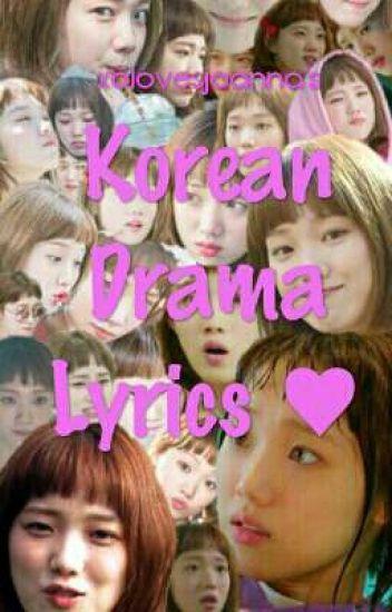 KOREAN DRAMA LYRICS