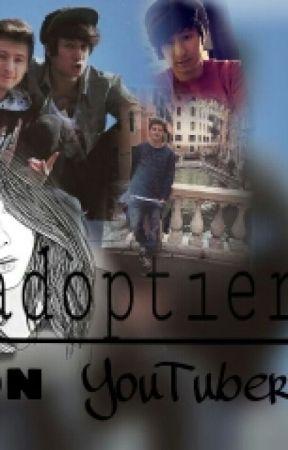 Adoptiert Von YouTubern  by Storylive12