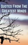Quotes from the Greatest Mind cover