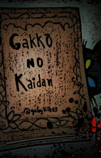 gakkō no kaidan (historias de fantasmas) cover