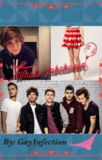 What's Inbetween (One Direction Gay Image) by GayInfection